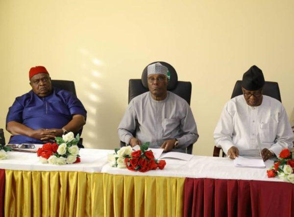 Atiku inaugurates Presidential Campaign Council