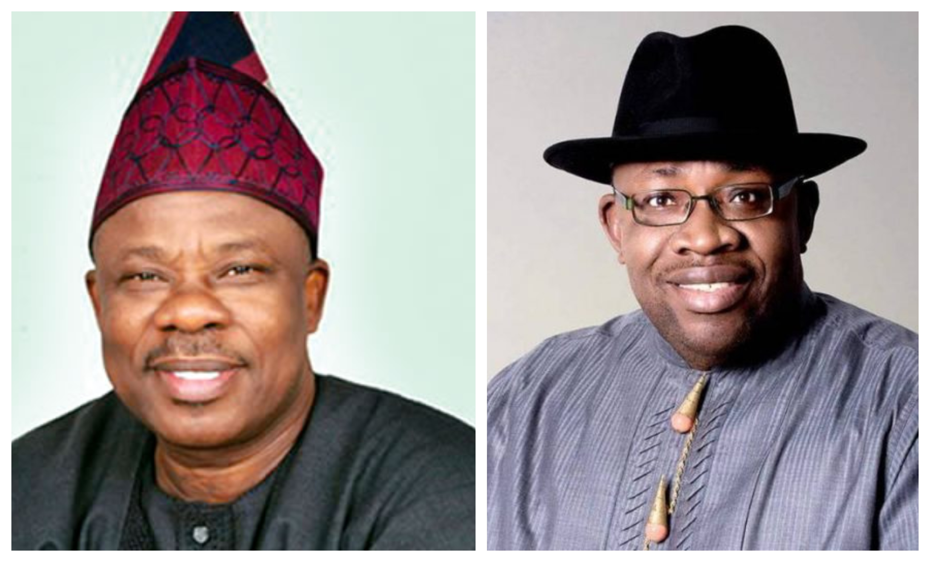 Gov. Amosun assures Bayelsa Governor his support to fight against cancer