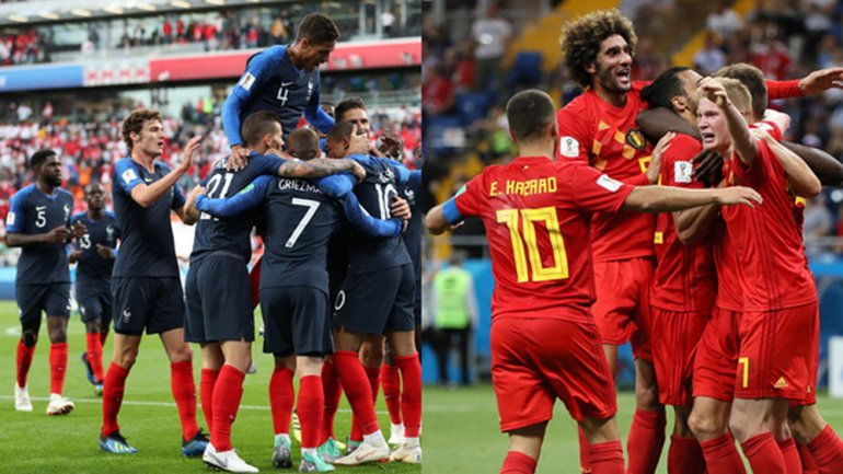 Belgium join France at the top of FIFA rankings