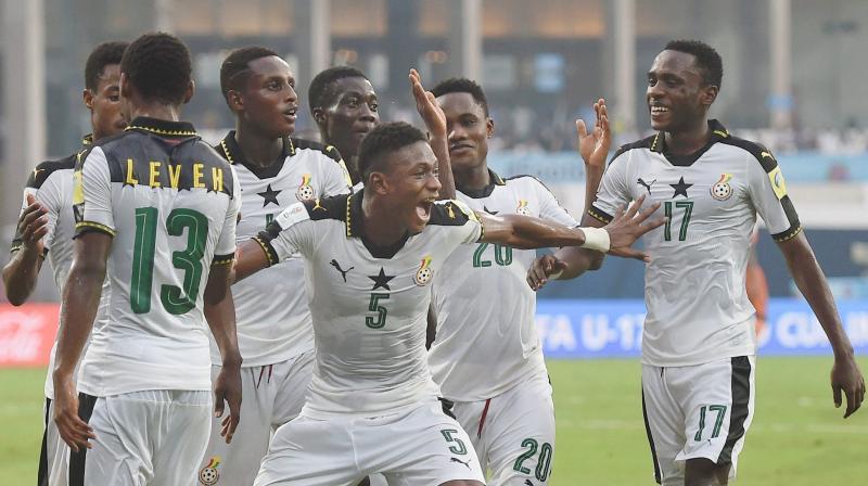 AFCON U-17 Qualifier: Ghana gets Sadem boost for final