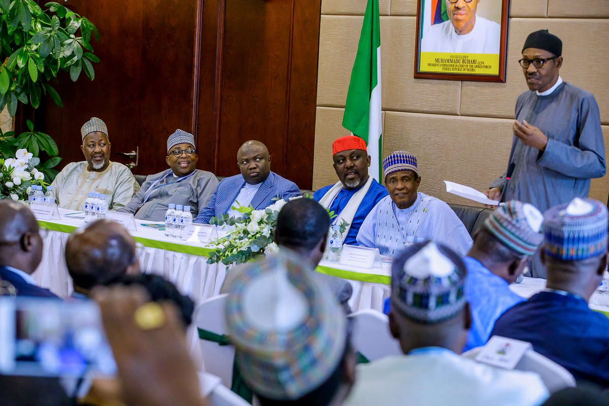 I am not afraid of free and fair elections in 2019 – Buhari