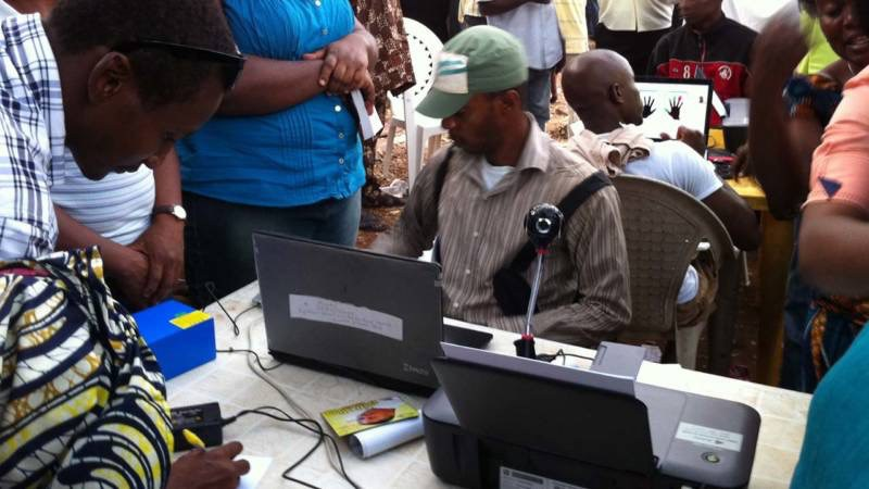 INEC registers 14.5m new voters in four months