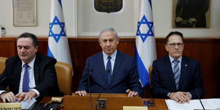 Isreali's Netanyahu vows to 'continue to act against Iran's entrenchment in Syria'