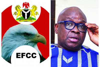EFCC keeps an eagle eye on Fayose