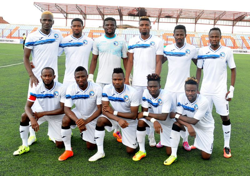 Enyimba hold Rayon Sports to 0-0 draw in Kigali