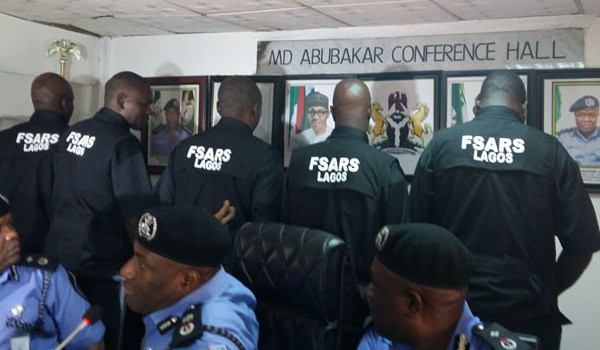 F-SARS Operatives warned to abide by new rules of  engagement