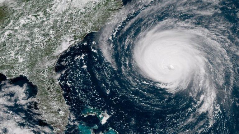 Tropical storm Florence kills five in Carolinas