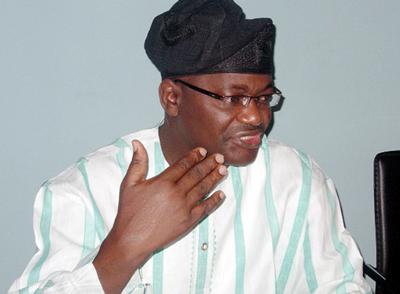 Ogun guber aspirant, Gboyega Isiaka decries sectional governance