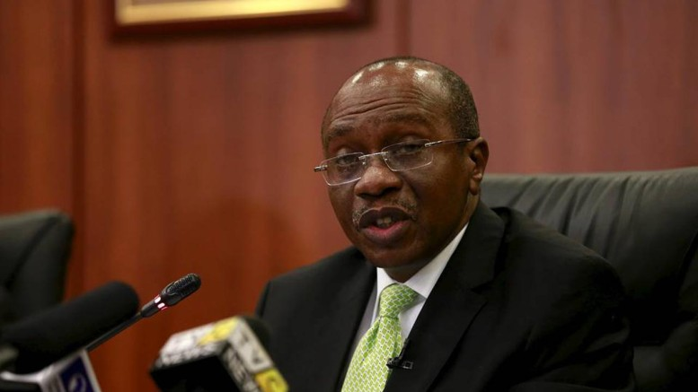 CBN deducts N5.62b from accounts of three banks