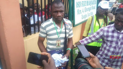 #OsunVotes: INEC defends staff, blames section of the media over alleged irregularities:
