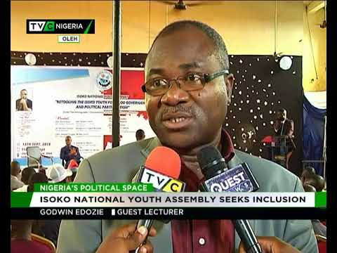 Isoko youth Assembly seeks inclusion in political space