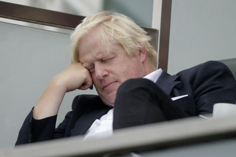Boris Johnson criticised for 'suicide vest' comments