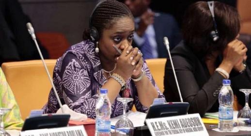 Full Text: Kemi Adeosun's resignation letter to Buhari