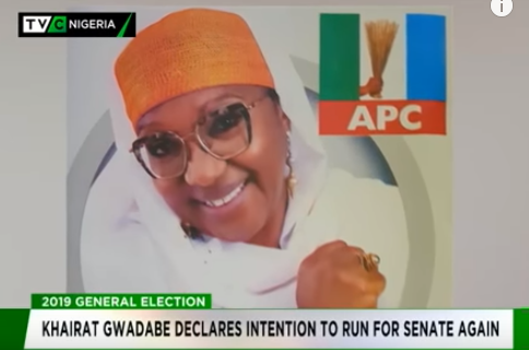 Khairat Gwadabe declares intention to run for Senate again