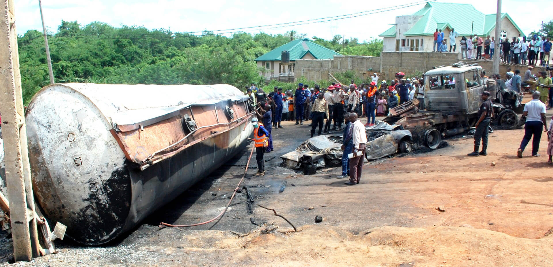 NNPC donates drugs to victims of Nasarawa tanker explosion