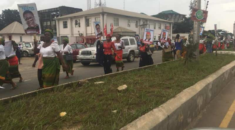 Updated: Jubilation in Owerri as Court declares Madumere's impeachment illegal