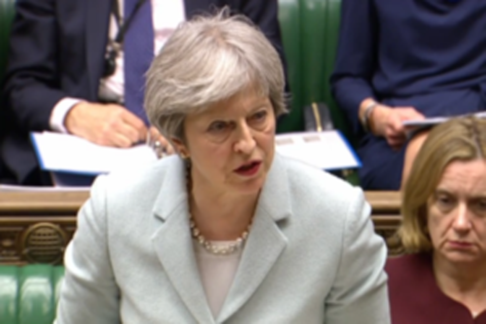 British PM wants efforts to counter Russia's military intelligence officers stepped up