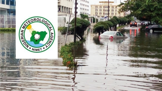 NIMET predicts flooding in South-south, Southeast states