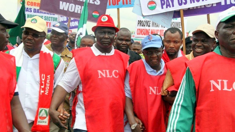 NLC nationwide strike takes effect across Nigeria