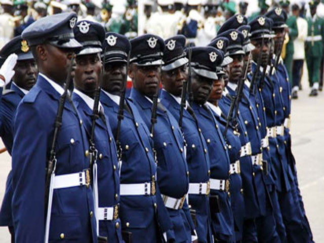 Airforce receives additional 1500 new personnel