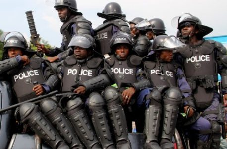 IGP disbands Special Tactical Squad for complicity
