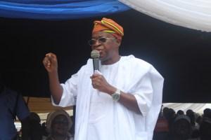Osun 2018: APC candidate debunks mass sack rumour
