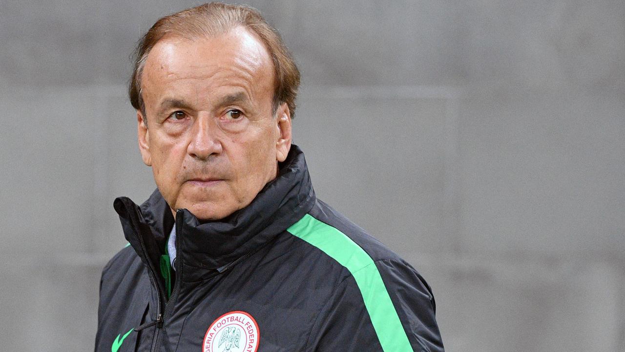 CAF: Rohr set to release Eagles list September 30