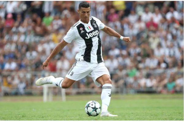 Ronaldo scores first goals for Juventus