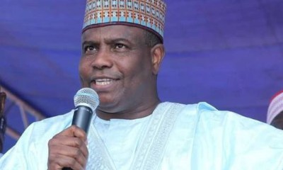 2019: Tambuwal confident of winning PDP presidential primaries