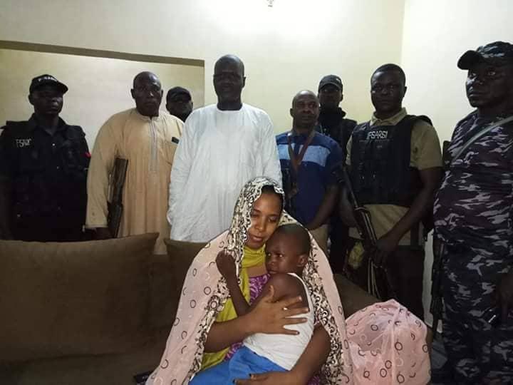 SARS rescue abducted son of Borno APC chairman