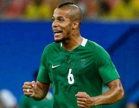 Ekong eyes trophy with Super Eagles