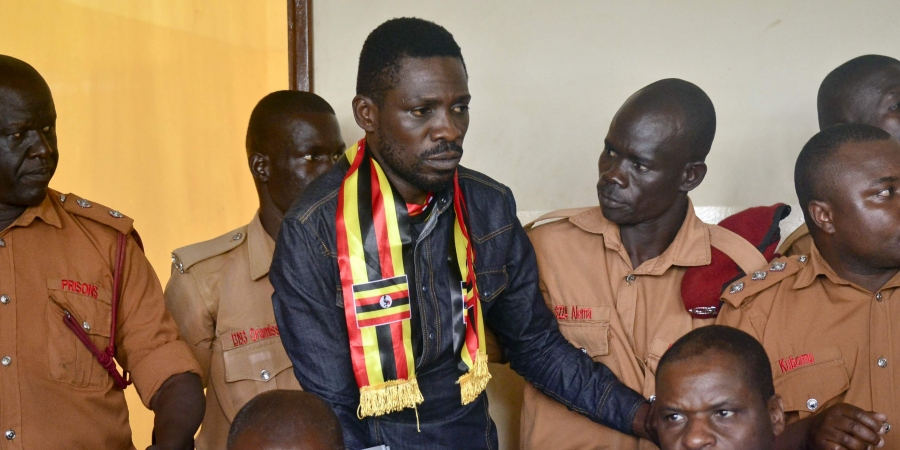 Bobi Wine flies out of Uganda to US for medical treatment