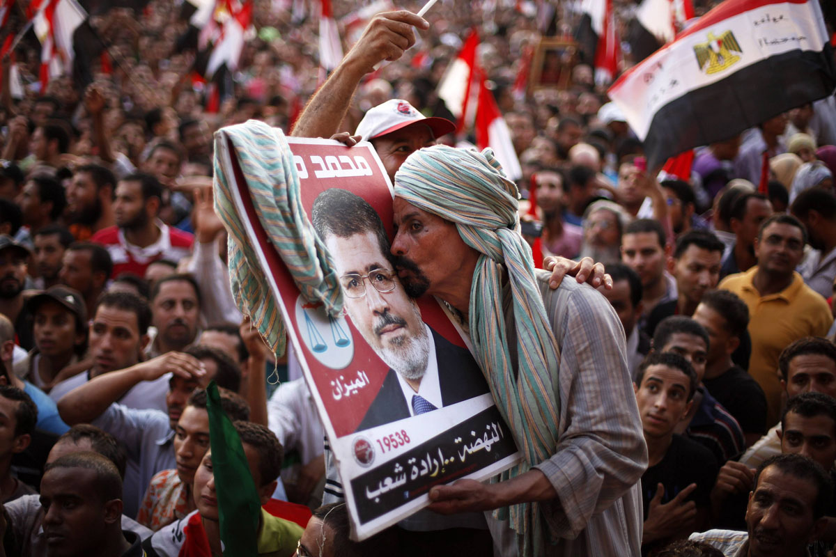 Egypt orders confiscation of Muslim Brotherhood Assets