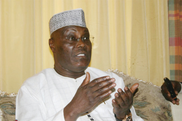 Atiku says; AM NOT CORRUPT! Have any contrary evidence, please come forward
