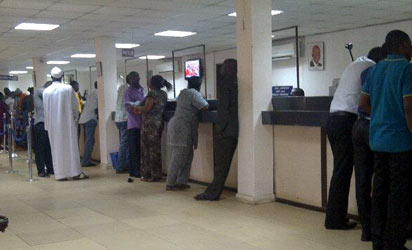 Police arrest bankers for tapping into customers' accounts