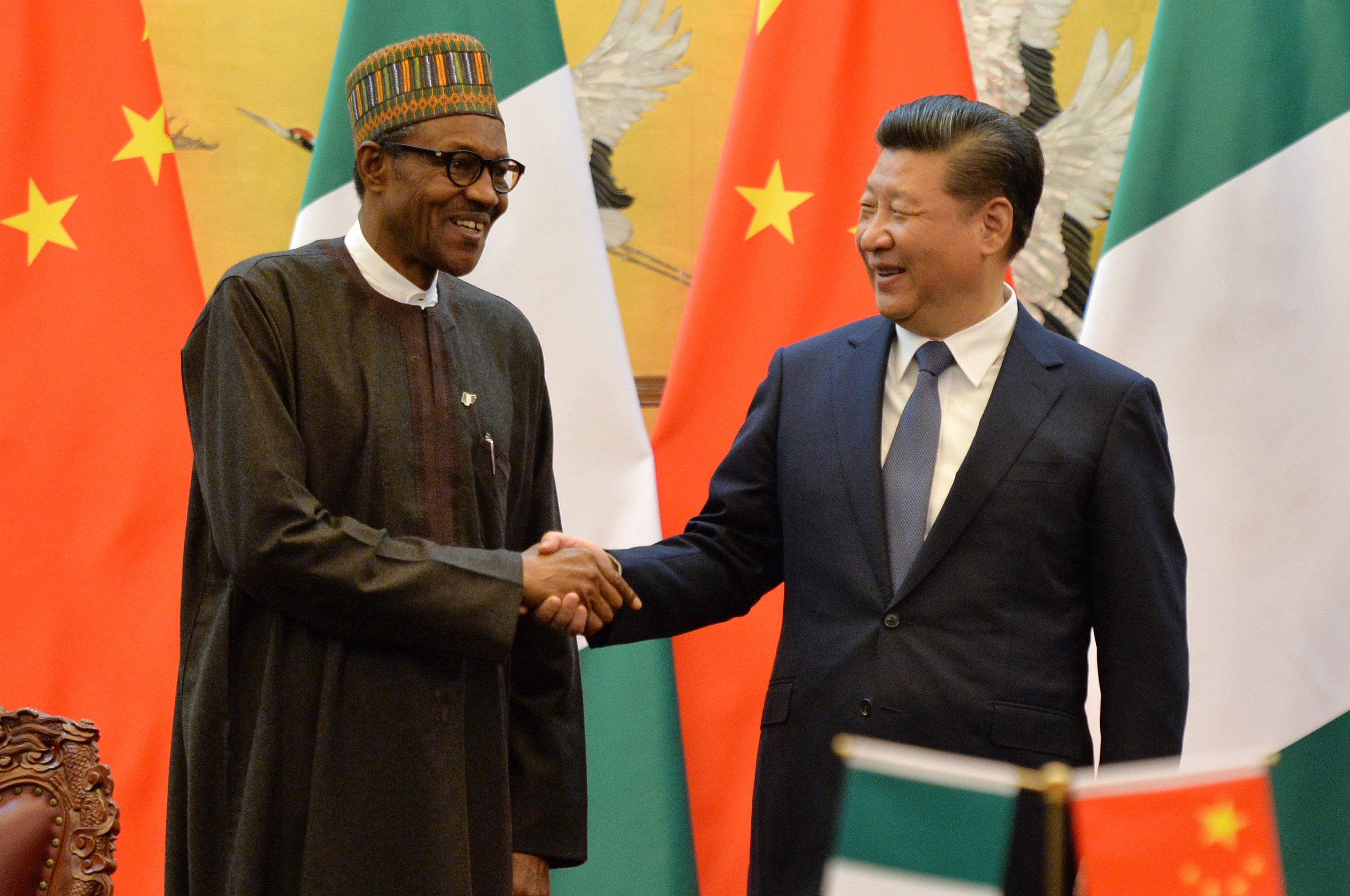 President Buhari dispels insinuations, says Chinese loans not a debt trap