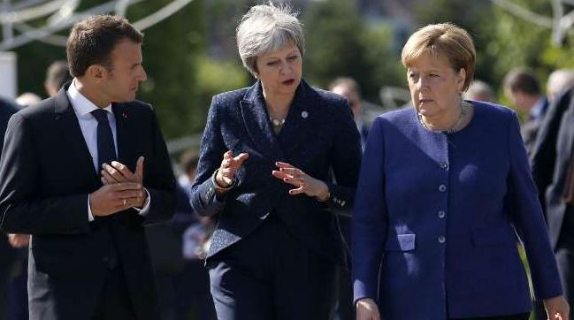 France, UK, Germany & US forge new alliances with Nigeria and other African countries.