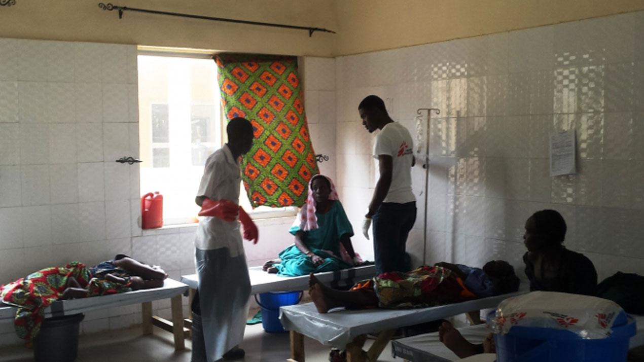 Borno outbreak of cholera death rate increases to 18