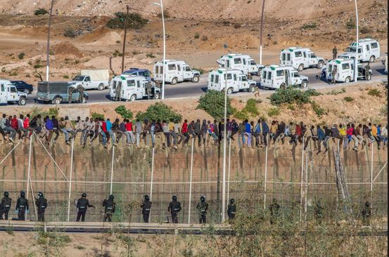 Morocco stopping, raiding Africans headed to Europe