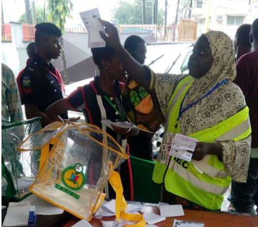#OsunVotes: Counting of votes underway across 30 LGAs