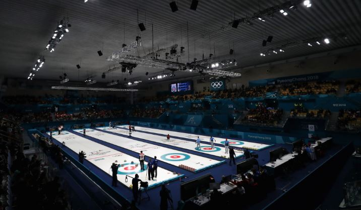 Russian curlers implicated in Mclaren report escape sanction