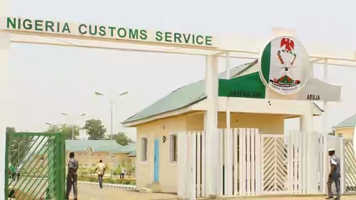 Customs impound 50 million worth of illegal goods smuggled to North-East Nigeria.