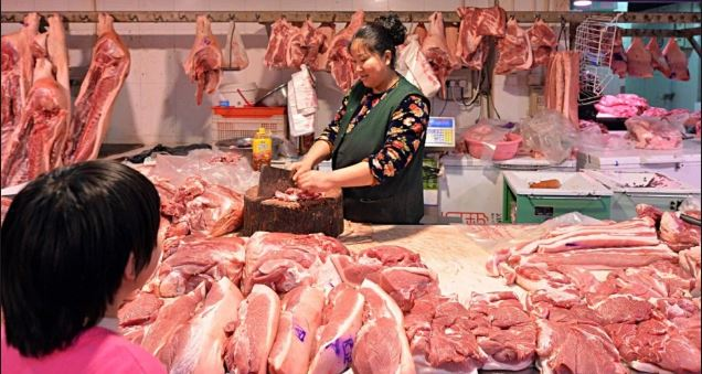 China reports new African swine fever case as virus spreads