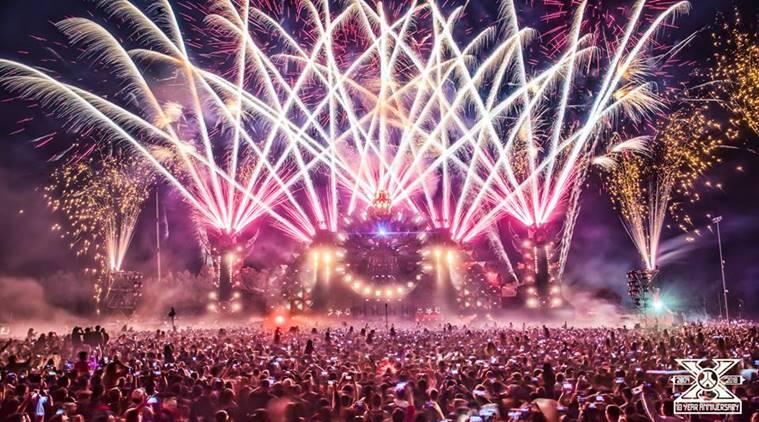 Two dead after suspected drug overdose at Sydney music festival