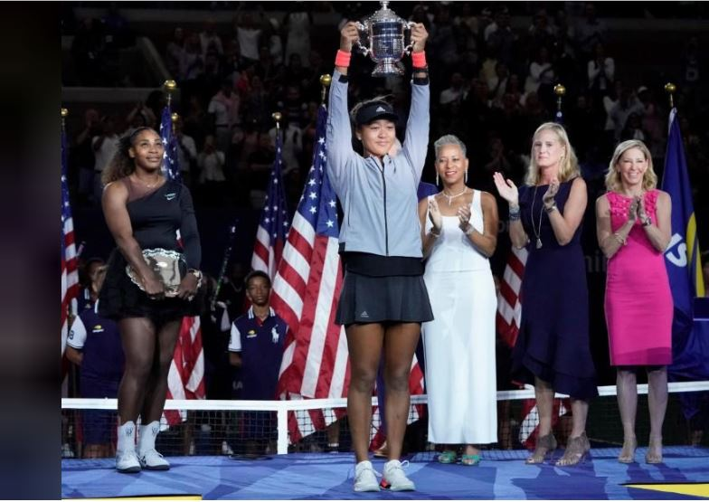 Osaka claims U.S. Open title after Serena meltdown