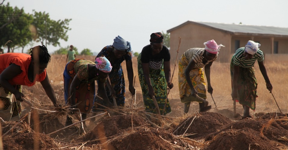 CBWN advocates for more rural women farmers
