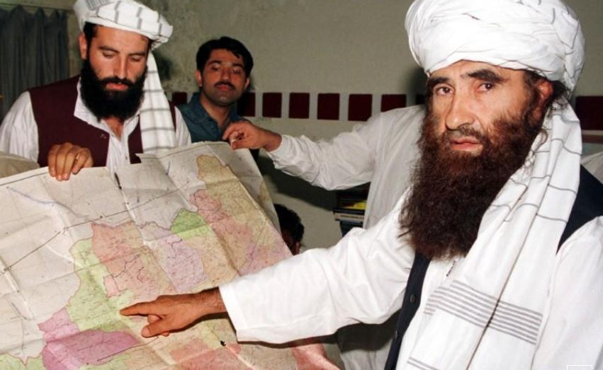 Founder of militant Afghan Taliban network dies of prolonged illness
