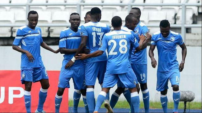 Enyimba marches into semi final of CAF Confederations cup