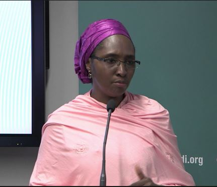 Zainab Ahmed fit for office of finance minister – GOGAN