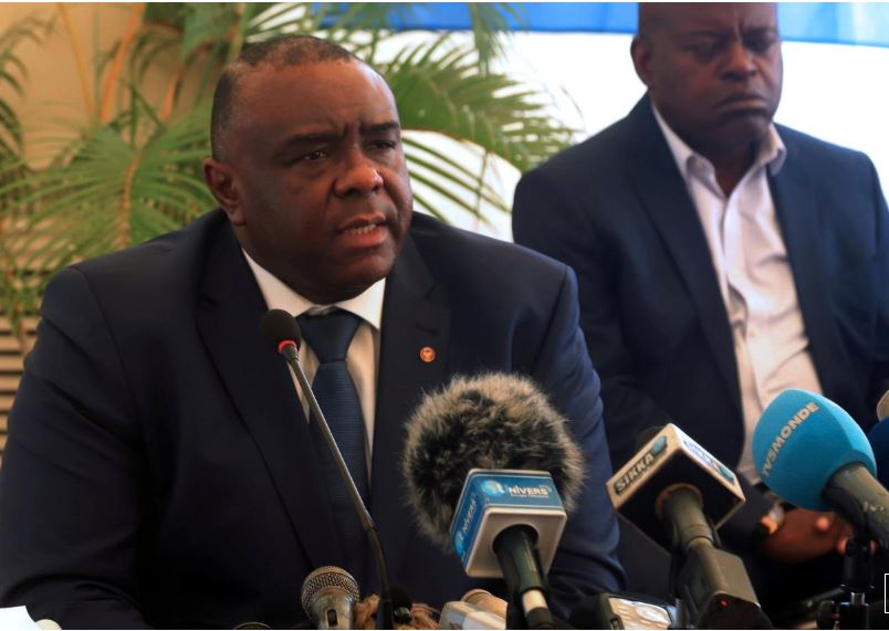 Congo's top court excludes opposition leader Bemba from presidential election